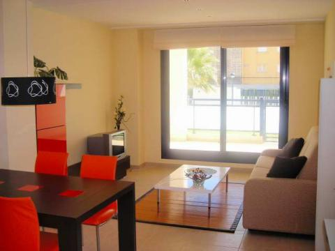 Flat in Denia - Vacation, holiday rental ad # 2366 Picture #4