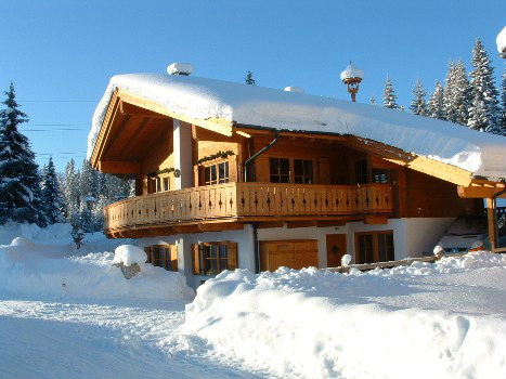 Chalet Konigsleiten - 8 people - holiday home  #2379