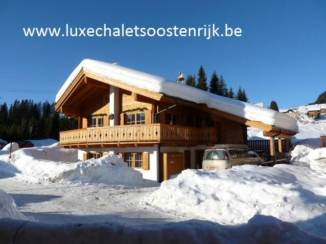 Chalet Konigsleiten - 9 Personen - Ferienwohnung N°2380
