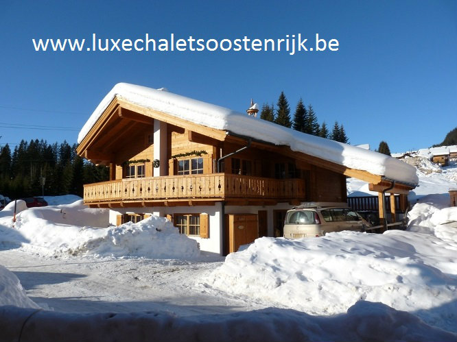Chalet Konigsleiten - 9 personen - Vakantiewoning  no 2380