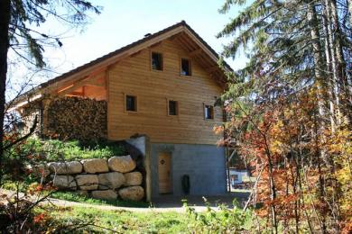 Chalet in Prémanon - Vacation, holiday rental ad # 2396 Picture #4