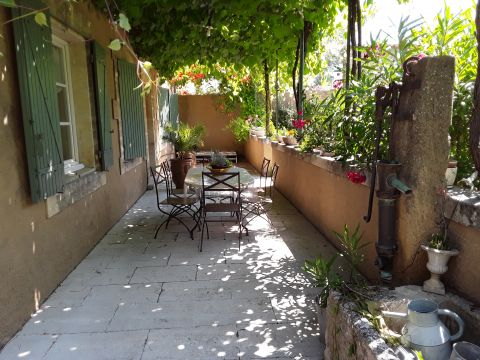 Bed and Breakfast in Jonquerettes - Vakantie verhuur advertentie no 2413 Foto no 1