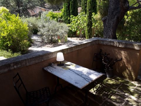 Bed and Breakfast in Jonquerettes - Vakantie verhuur advertentie no 2413 Foto no 6