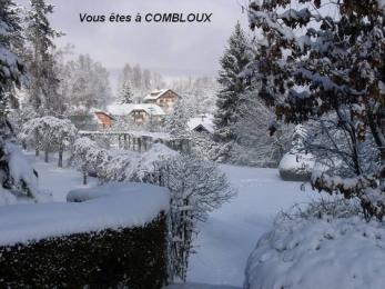 Gite in Combloux - Vacation, holiday rental ad # 2418 Picture #4