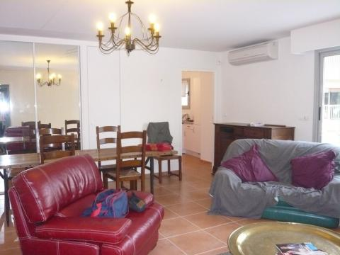 Flat in Antibes - Vacation, holiday rental ad # 2446 Picture #1