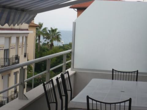 Flat in Antibes - Vacation, holiday rental ad # 2446 Picture #0
