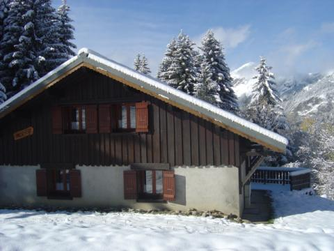 Chalet in Morzine - Vacation, holiday rental ad # 2456 Picture #0