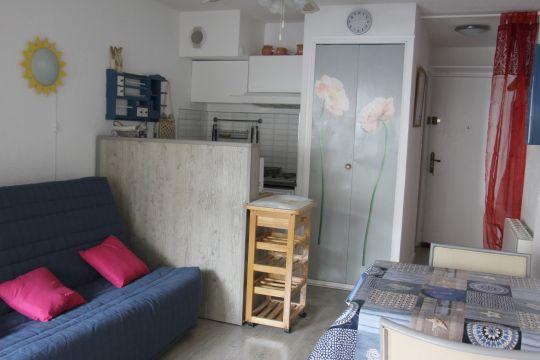 Studio Balaruc Les Bains - 2 personnes - location vacances  n°2461