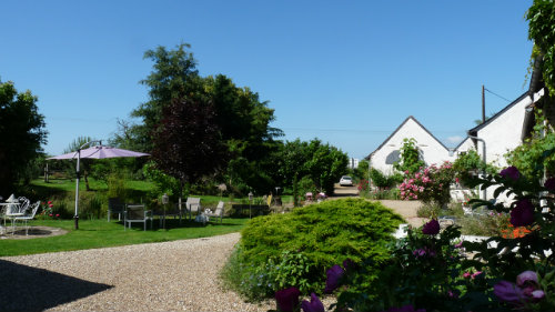Farm in Dissay sous courcillon - Vacation, holiday rental ad # 2475 Picture #2