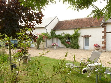 Farm in Dissay sous courcillon - Vacation, holiday rental ad # 2475 Picture #4