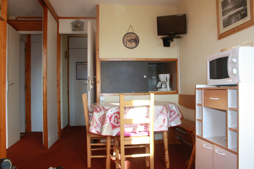 Flat in Valmorel - Vacation, holiday rental ad # 2536 Picture #1