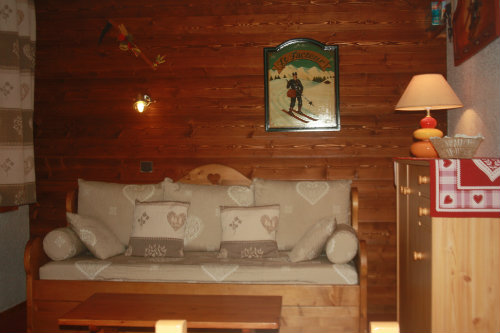 Flat in Valmorel - Vacation, holiday rental ad # 2536 Picture #2