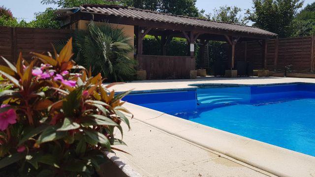 Gite Nogaro - 4 personnes - location vacances  n°258