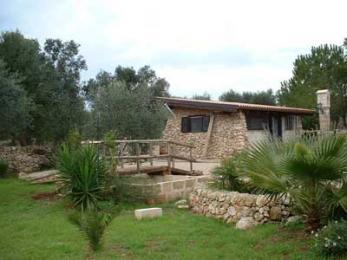 Maison à Maruggio à louer pour 2 personnes - location n°261