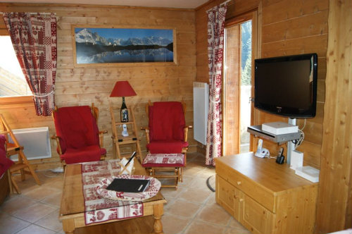 Flat Crest-voland - 5 people - holiday home  #2614