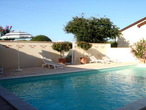 Maison Saint Aubin - 6 personnes - location vacances  n°2648