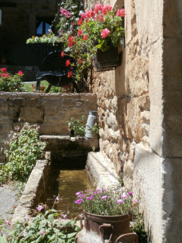 Gite in Ste Eulalie d'Olt - Vacation, holiday rental ad # 267 Picture #7