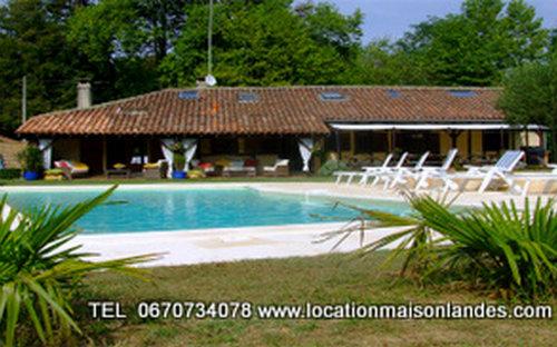 Maison Soustons - 6 personnes - location vacances  n°2707