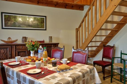 House in Plomodiern - Vacation, holiday rental ad # 2770 Picture #1