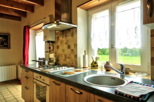 House in Plomodiern - Vacation, holiday rental ad # 2770 Picture #2