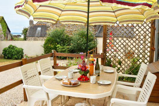 Gite Plomodiern - 4 personnes - location vacances  n�2770