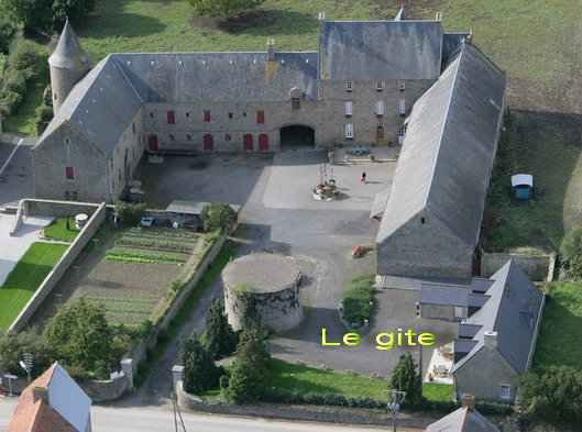 Gite in servon (mont saint michel) - Vacation, holiday rental ad # 2801 Picture #1