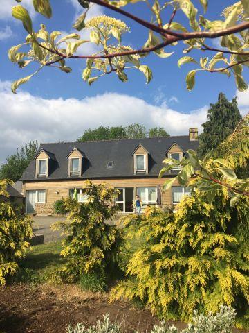 Gite in Servon (mont saint michel) for rent for  14 people - rental ad #2801