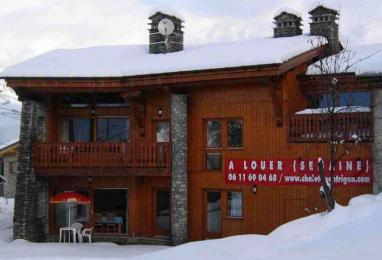 Chalet in Les arcs - Vacation, holiday rental ad # 2846 Picture #0