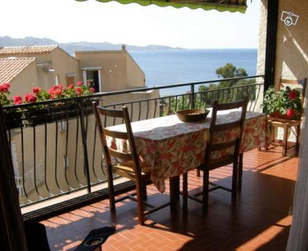 Flat in St florent - Vacation, holiday rental ad # 2990 Picture #0