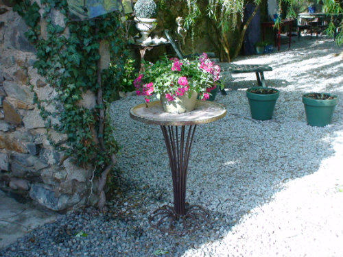 Farm in Blot l'eglise - Vacation, holiday rental ad # 3006 Picture #7