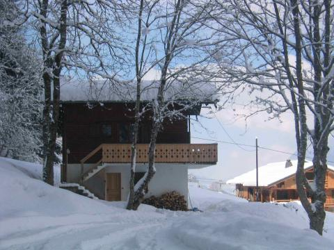 Chalet in Samoens - Vacation, holiday rental ad # 3063 Picture #0