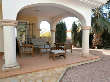 House in El Campello - Vacation, holiday rental ad # 3169 Picture #1