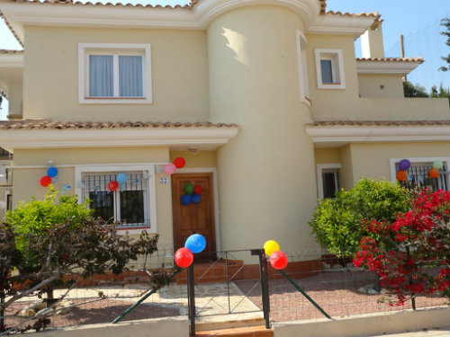 House in El Campello - Vacation, holiday rental ad # 3169 Picture #9