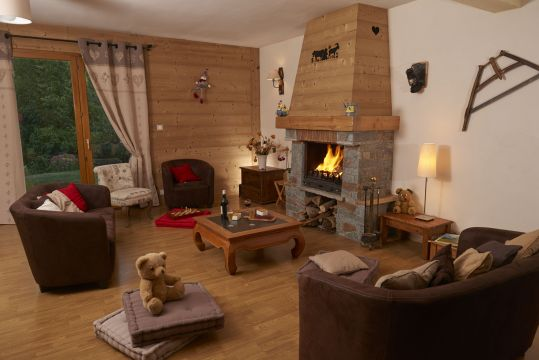 Chalet in La Plagne Montalbert - Vacation, holiday rental ad # 3172 Picture #7