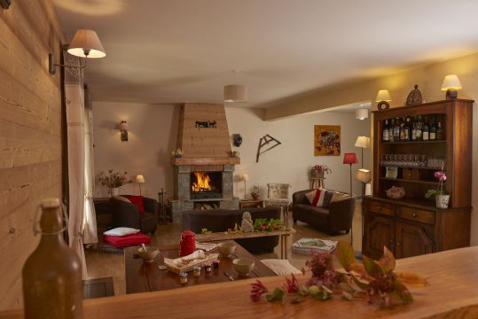 Chalet in La Plagne Montalbert - Vacation, holiday rental ad # 3172 Picture #8