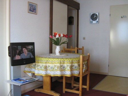 Flat in Les Ménuires - Vacation, holiday rental ad # 3221 Picture #1