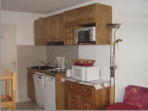 Flat in Les Ménuires - Vacation, holiday rental ad # 3221 Picture #4
