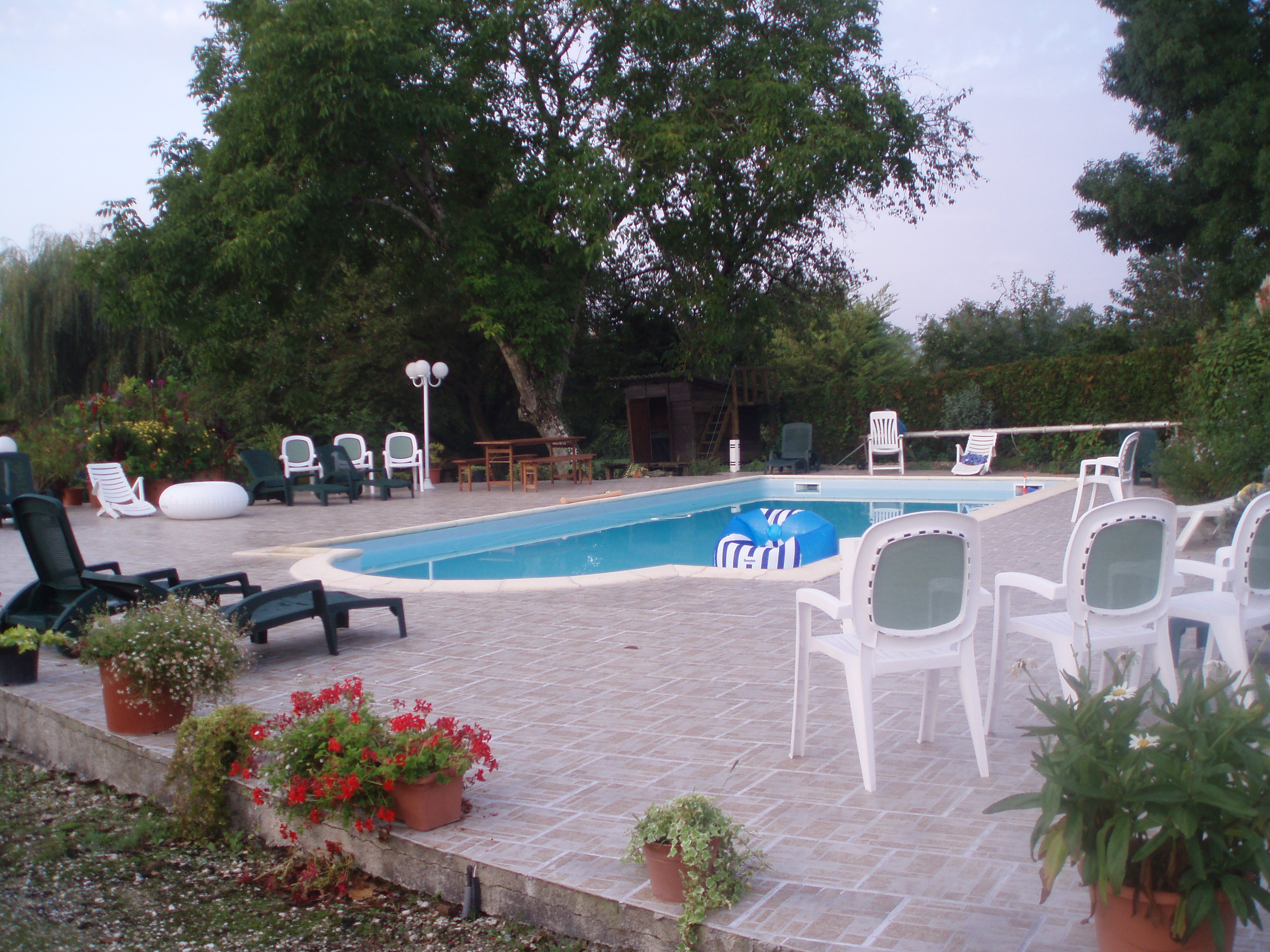 House in Riberac - Vacation, holiday rental ad # 3257 Picture #0
