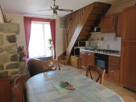 Gite Lillemer - 4 people - holiday home  #3262