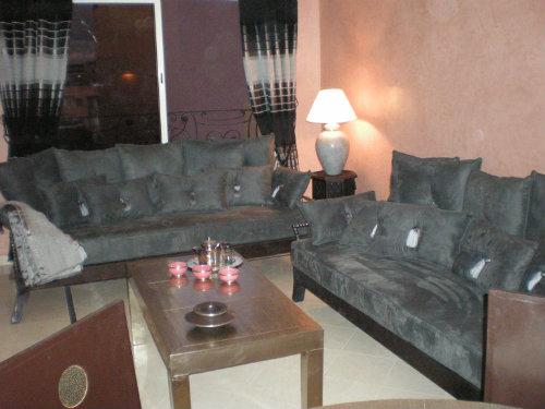 Appartement à Gueliz marrakech pour  4 •   1 chambre
