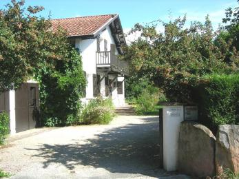 Maison à Ascain à louer pour 5 personnes - location n°3345