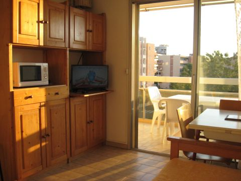 Studio in Fréjus - Vacation, holiday rental ad # 3457 Picture #5