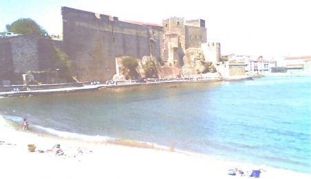 Flat in Collioure - Vacation, holiday rental ad # 3473 Picture #1