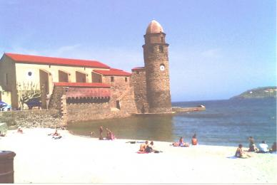Flat in Collioure - Vacation, holiday rental ad # 3473 Picture #0