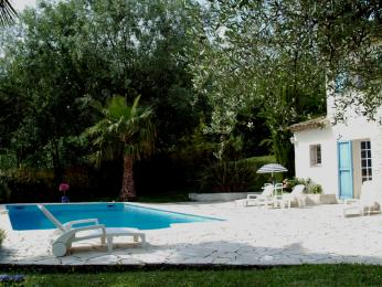 House in Vence - Vacation, holiday rental ad # 3519 Picture #1
