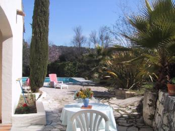 House in Vence - Vacation, holiday rental ad # 3519 Picture #4