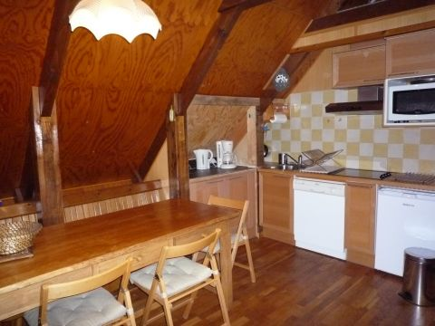 Chalet in les angles - Vacation, holiday rental ad # 3537 Picture #6