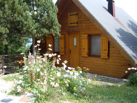 Chalet in les angles - Vacation, holiday rental ad # 3537 Picture #0