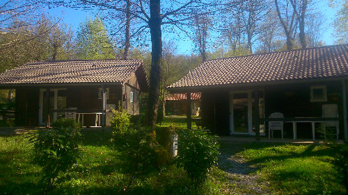 Chalet 6 personnes Messery - location vacances  n°3554