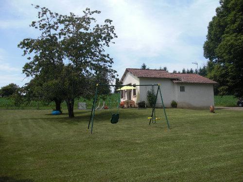 Gite Saint Pardoux L'ortigier - 5 personnes - location vacances  n°361